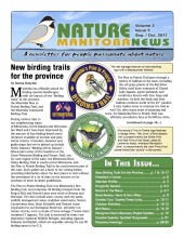 Nature Manitoba News: September/October 2011