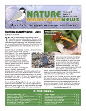 Nature Manitoba News: Winter 2015-16