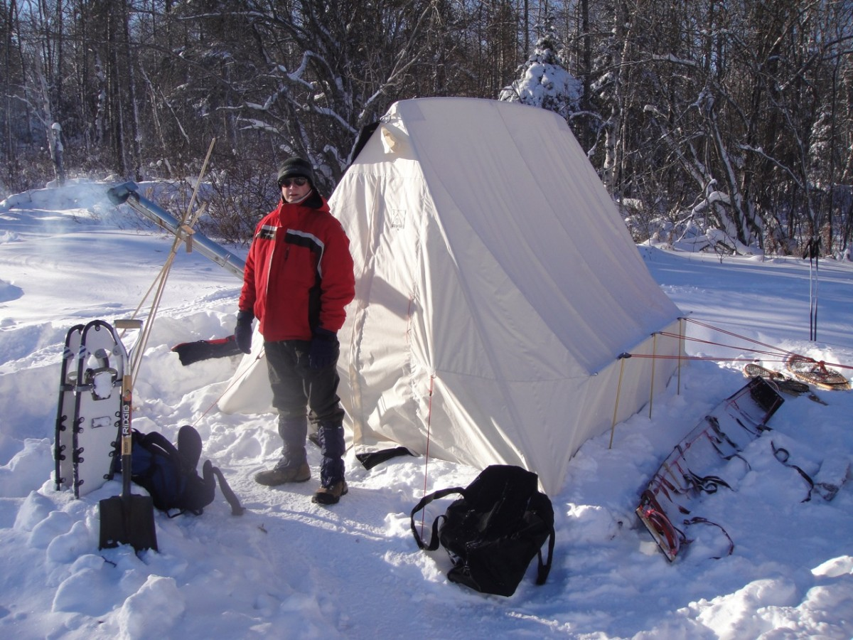 Winter Camping Riding Mountain National Park | Nature Manitoba